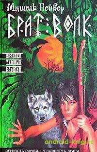 Электронная книга Мишель Пейвер «Брат Волк» скачать на андроид