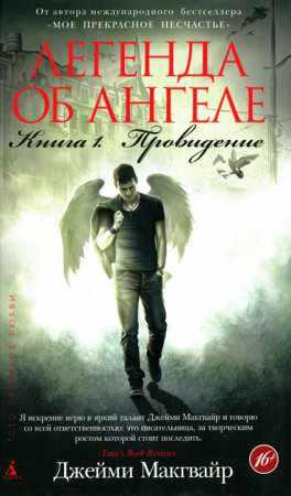 Джейми Макгвайр   'Легенда об ангеле. Книга 1. Провидение'