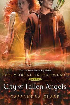 Вторая книга о Городе падших ангелов