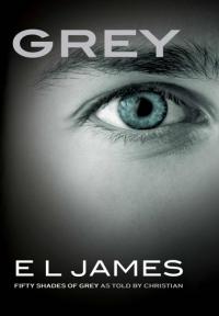 Э.Л.Джеймс новый роман трилогии 50 оттенков серого E L James  Grey