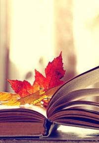 Книги с осенней атмосферой